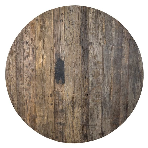6065 TOP - Eettafel TOP Bodhi rond 160 Ø