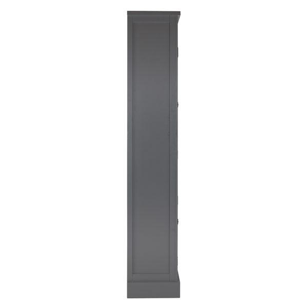 6244 SP - Vitrine Cascade 2x2-deuren (metalen deuren)