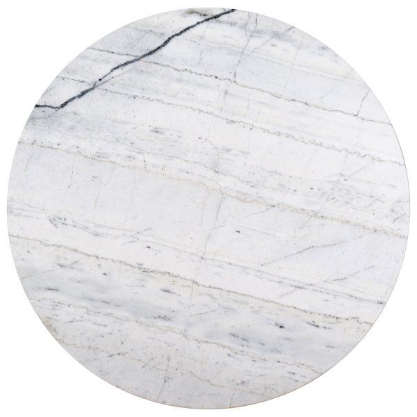 7056 - Salontafel Lexington 90Ø  (White)