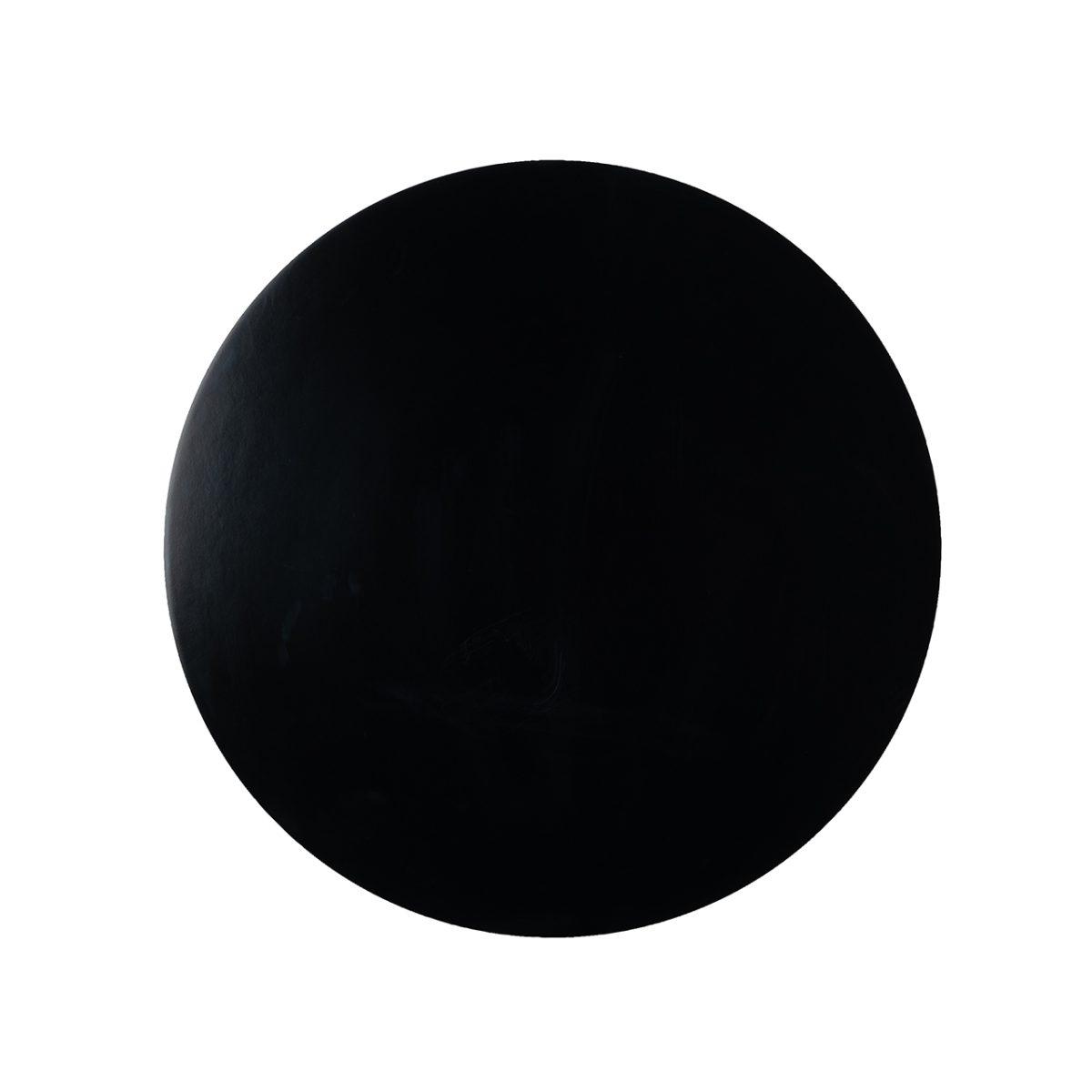 7278 - Bartafel Lando rond 60Ø (Zwart)