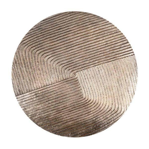 825041 - Bijzettafel Lohan set van 2 gold (Goud)