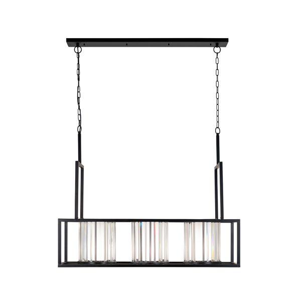 -HL-0109 - Hanglamp Blaze (Zwart)