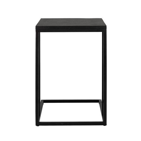 7590 - Sofa tafel Catana (Zwart)