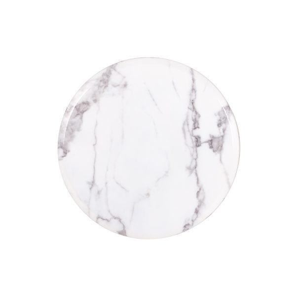 9916 - Bijzettafel Degas 50Ø (White)