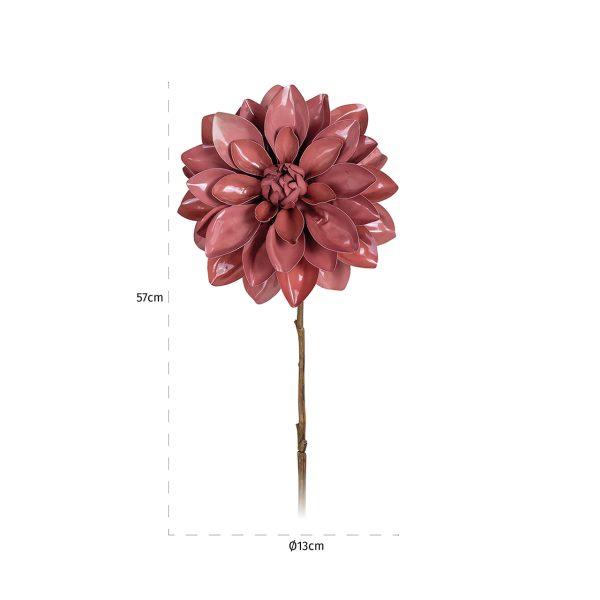 -FL-0019 - Bloem Dahlia Rosee (12 stuks)