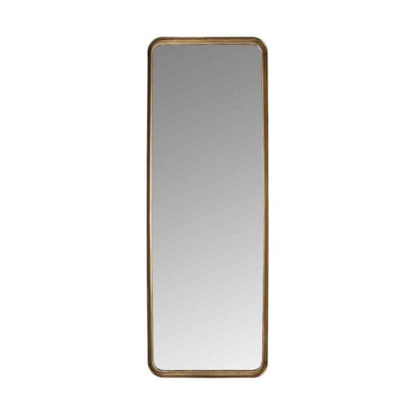 -MI-0058 - Spiegel Carlo (Brushed Gold)